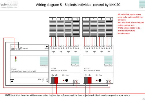 Wiring diagram 5 - 8